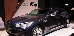 كيا K9 2016 بالتطويرات الجديدة ستكشف نفسها في السوق الكوري الشهر القادم Kia K9
