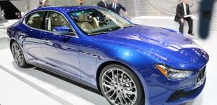 """مازيراتي جيلي 2015 تحصل على تطويرات جديدة """"صور ومواصفات"""" Maserati Ghibli"""
