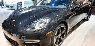 """بورش باناميرا 2015 تحصل على تطويرات داخلية وخارجية """"صور ومواصفات"""" Porsche Panamera"""