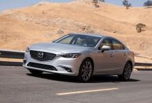 """مازدا 6 2016 الجديدة كلياً تكشف نفسها رسمياً """"صور ومواصفات"""" Mazda6 2016"""