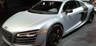 "اودي Audi R8 2015 تظهر بمحرك V10 وقوة 570 حصاناً ""صور ومواصفات"""