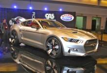 """موستنج 2015 """"جالبين فيسكر"""" تظهر بمحرك V8 وبقوة 750 حصاناً """"صور ومواصفات"""""""