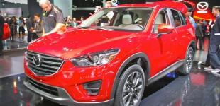 مازدا CX-5 2016 ومازدا Mazda6 يواجهان الكثير من الانتقادات بسبب التصاميم الداخلية