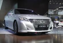 """تويوتا كراون 2015 تعود بشكلها الجديد في السوق الصيني """"صور ومواصفات"""" Toyota Crown"""