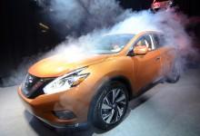 """نيسان مورانو 2015 الجديدة كلياً """"صور ومواصفات واسعار"""" Nissan Murano"""