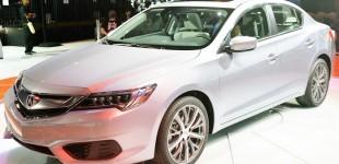 """اكورا 2016 اي ال اكس تحصل على تطويرات جديدة """"صور ومواصفات"""" Acura ILX"""