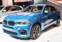 """بي ام دبليو اكس سكس 2016 الجديدة """"صور ومواصفات واسعار"""" BMW X6 M"""
