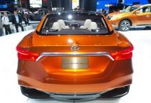 نيسان ماكسيما 2015 قادمة نهاية العام الحالي بشكل عصري وجديد كلياً Nissan Maxima