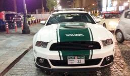 """""""بالصور"""" شاهد اكبر تجمع لسيارات فورد موستنج في مدينة دبي احتفالاً بمرور 50 عاماً"""
