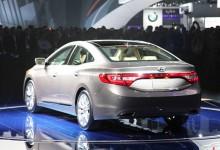 هيونداي ازيرا 2015 بالتطويرات الجديدة صور واسعار ومواصفات Hyundai Azera