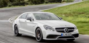 """""""بالصور"""" مرسيدس بنز سي ال اس 2015 الجديدة الكوبيه ذات الأربعة أبواب Mercedes-Benz"""