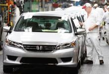هوندا اليابانية تستدعي مليوني سيارة من جميع أنحاء العالم
