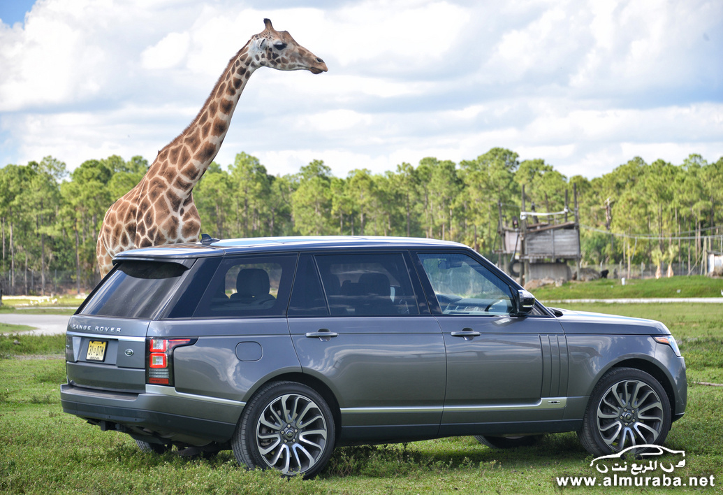 رنج روفر 2014 اوتوبيوغرافي ال بالصور والمواصفات Range Rover – المربع نت