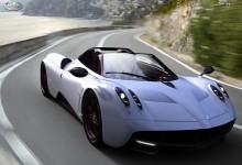 """""""بالصور"""" باجاني هويرا رودستر المكشوفة ستطرح بحلول 2017 Pagani Huayra Roadster"""