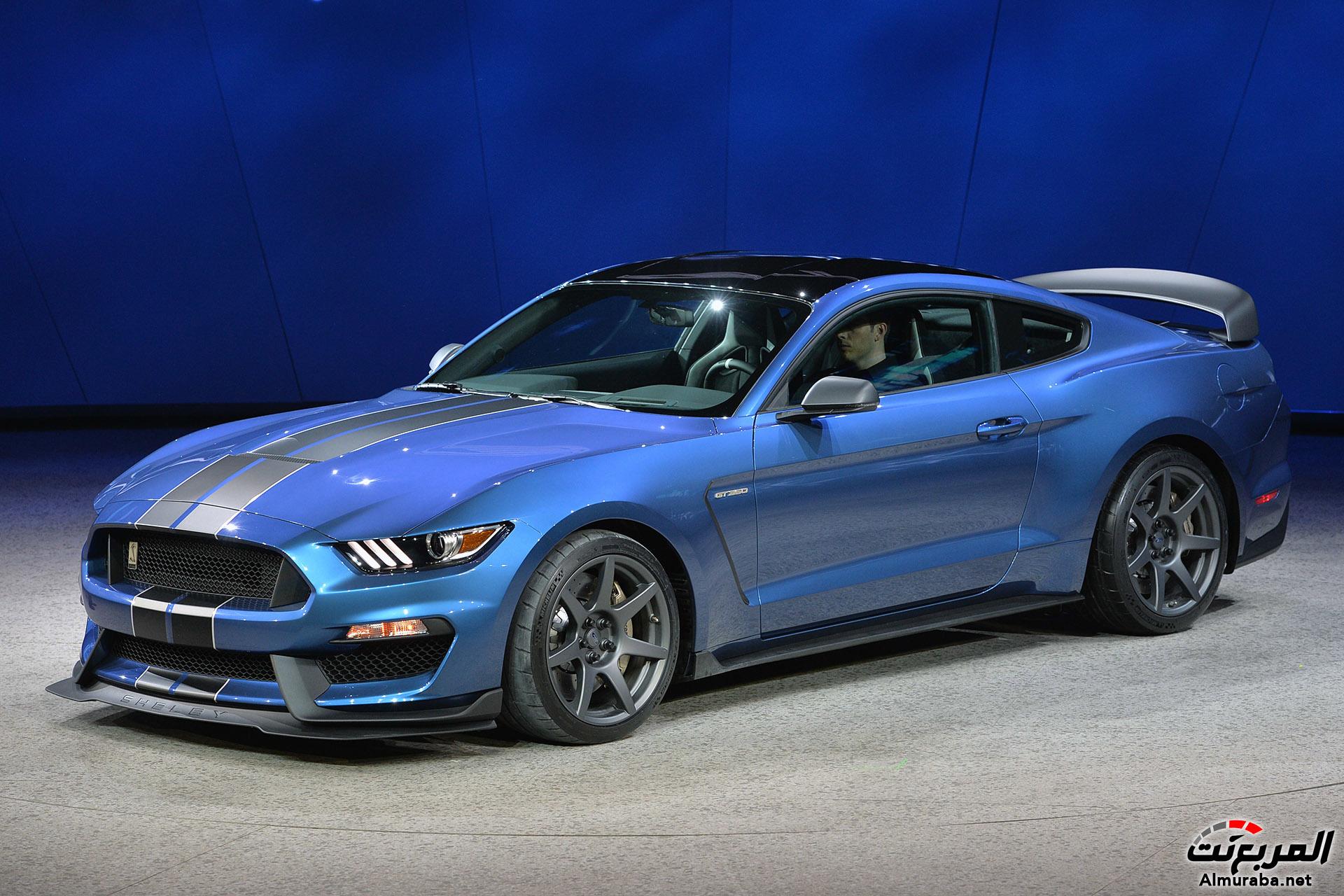 فورد موستنج شلبي جي تي 2016 350 ار صور ومواصفات Ford