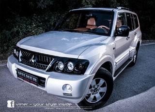 """ميتسوبيشي باجيرو الجديدة إس يو في بتعديلات """"ستوديو"""" Mitsubishi Pajero SUV"""