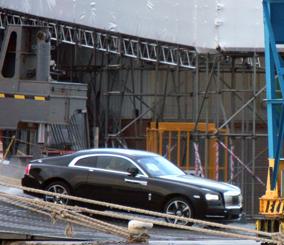 """المربع نت - تابع اخر اخبار السيارات كل يوم - """"صور جديدة"""" استخراج سيارات رولز رويس ريث وجوست وجاكوار من السفينة الغارقة + تحديث"""