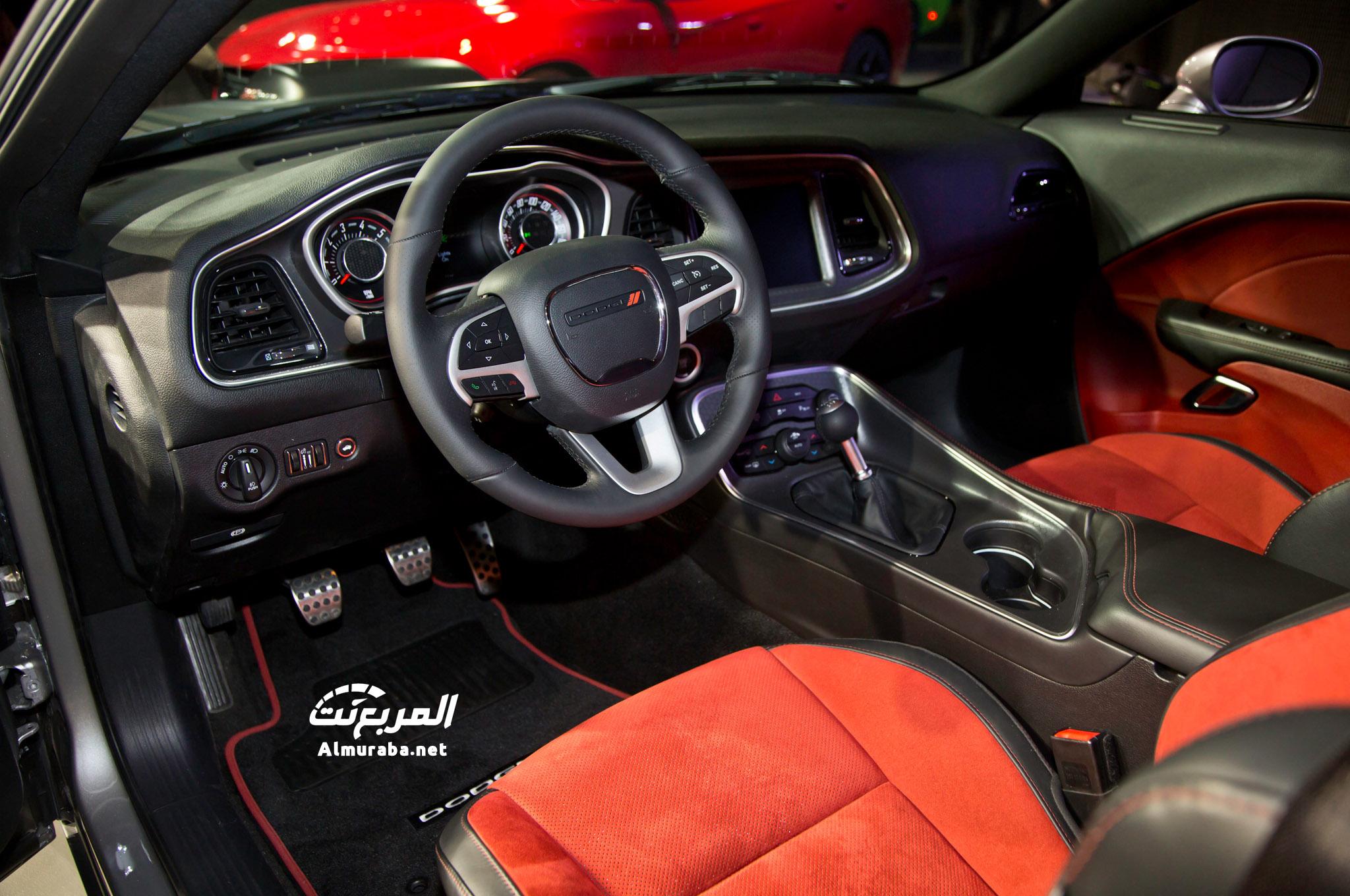 Dodge Challenger Hemi Scat Pack Shaker Interior on Dodge Hemi V8 Motor