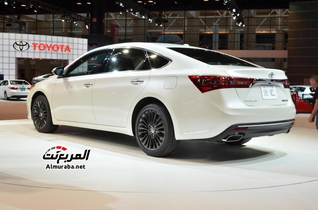 "... رسمياً ""فيديو وصور ومواصفات"" Toyota Avalon"
