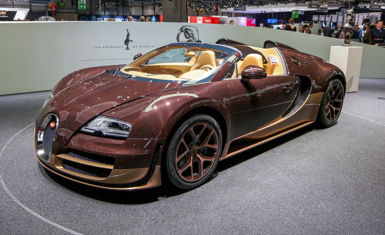 """بوجاتي ستحتفل بإنهاء إنتاج نسخة """"فيرون"""" والنسخة الأخيرة في معرض جنيف للسيارات   المربع نت"""