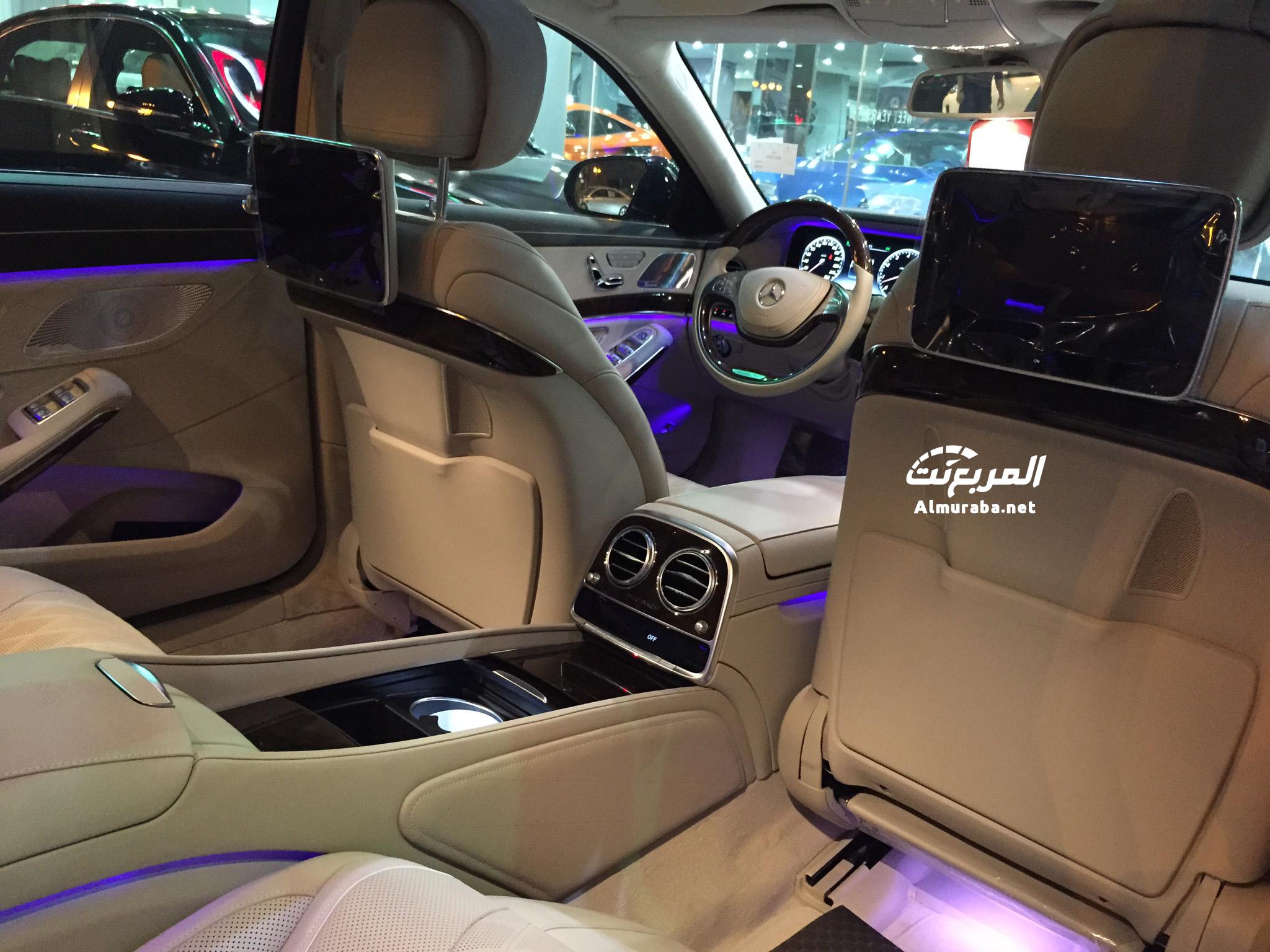 """""""بالصور"""" تدشين مرسيدس مايباخ اس 600 الجديدة في السعودية ..."""