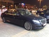 """""""بالصور"""" تدشين مرسيدس مايباخ اس 600 الجديدة في السعودية Mercedes-Maybach"""