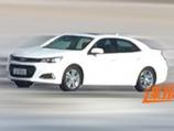 """""""بالصور"""" شفرولية ماليبو 2016 تظهر لأول مرة من مصانع الصين Chevrolet Malibu"""