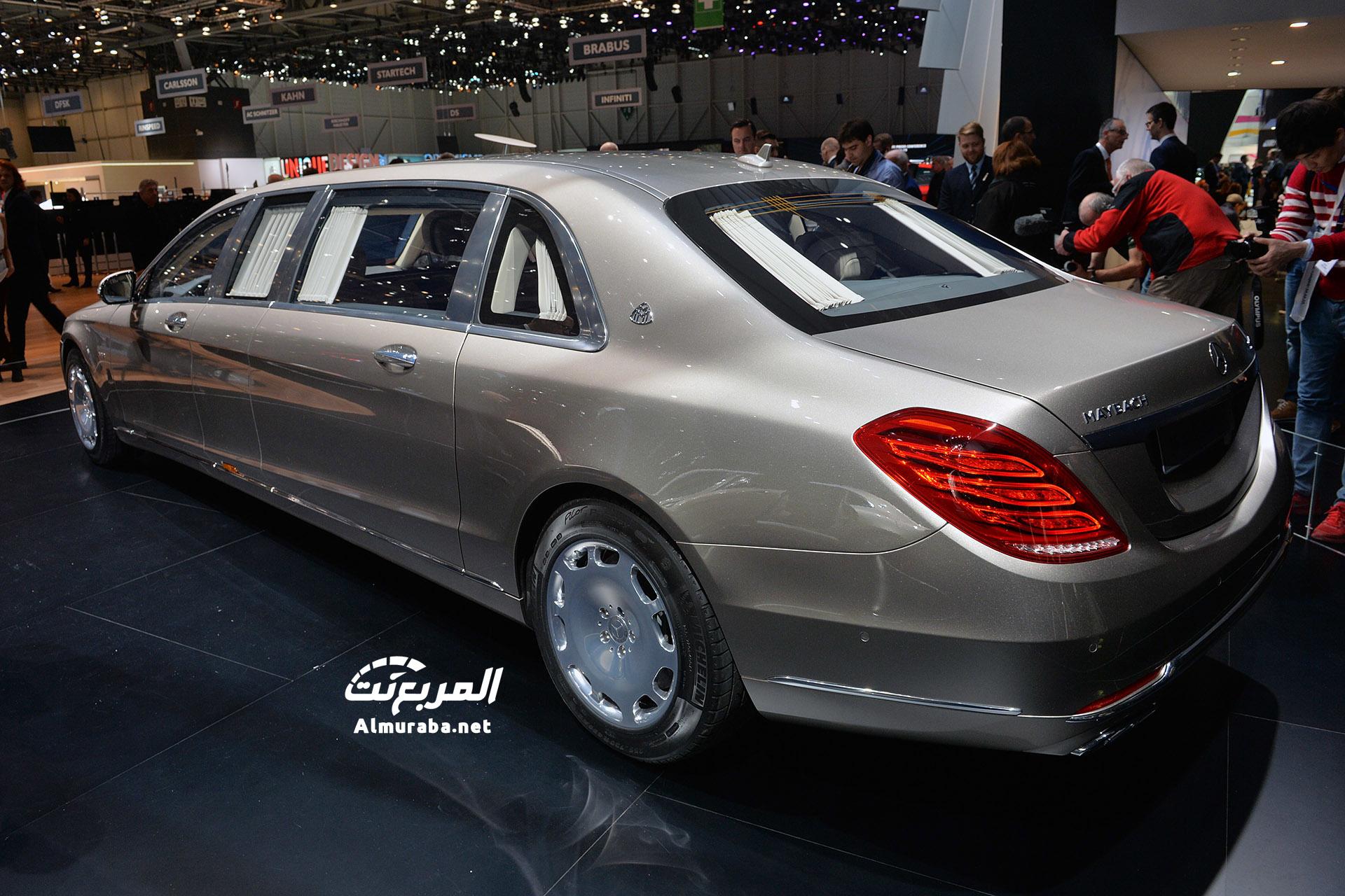 "مرسيدس مايباخ اس 600 بولمان ""تقرير ومواصفات وصور"" Mercedes ..."