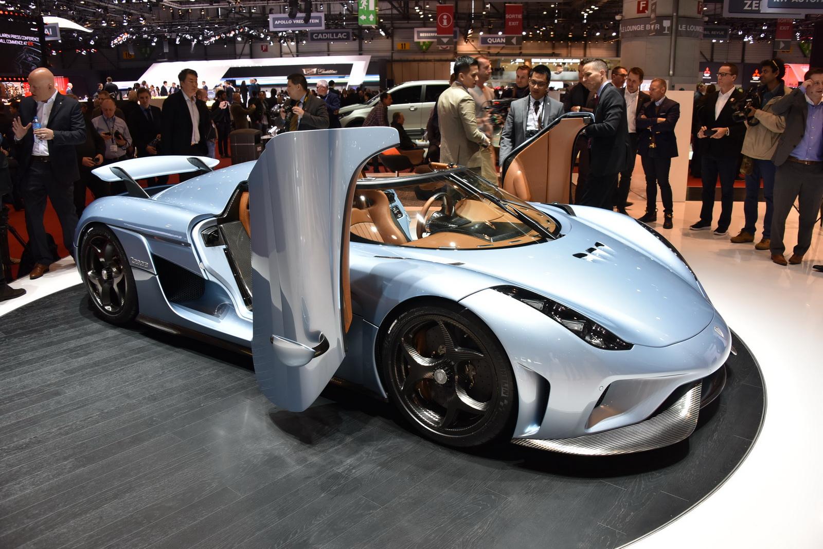 """كوينيجسيج ريجيرا السيارة الرياضية الخارقة """"تقرير ومواصفات وصور"""" Koenigsegg Regera   المربع نت"""