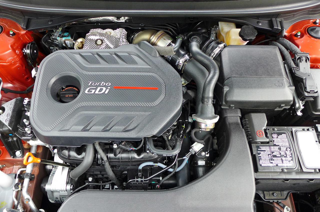 هيونداي توسع مجال الاختيار في سيارتها سوناتا 2015 تيربو | المربع نت