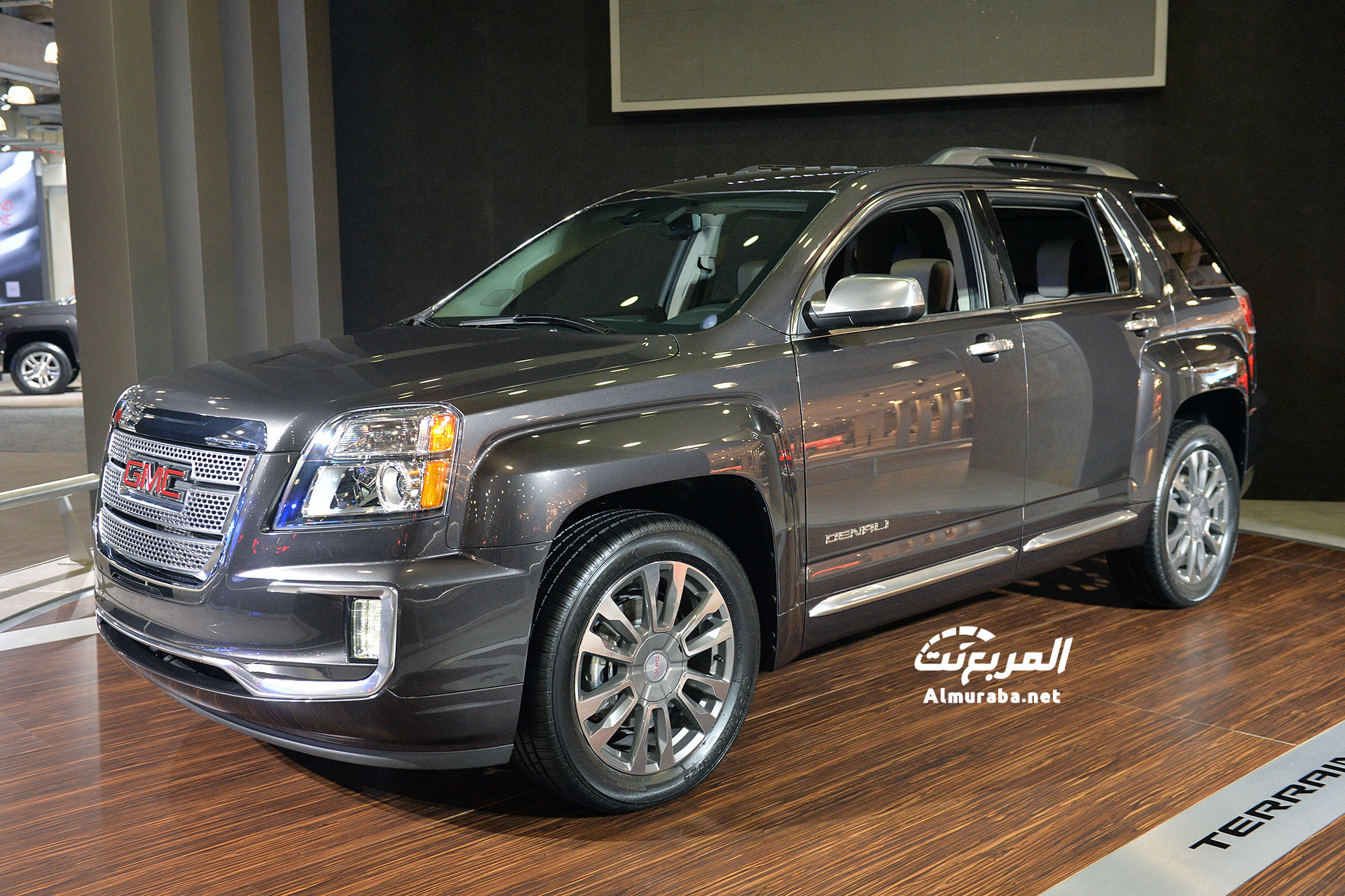 Gmc likewise 2016 Gmc Canyon Overview C25001 as well Gmc Sierra 1500 4wd 2014 2017 7 9 Ss Lift Kit W Shocks Mcgaughys Part 50767ss also 2017 Gmc Acadia Sle 1 further News view 57178. on 2007 gmc sierra all terrain