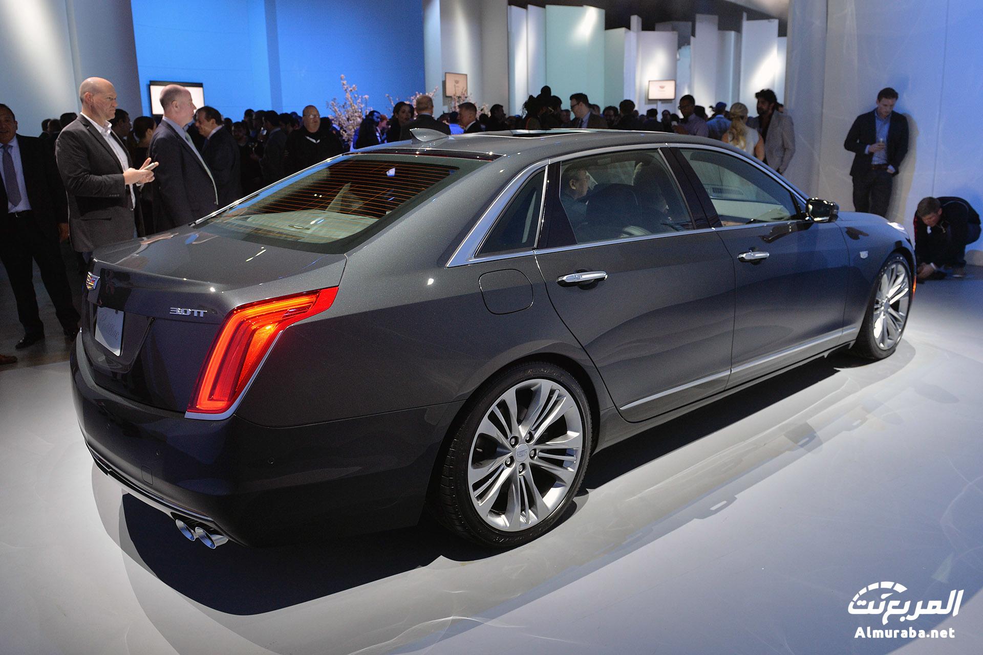 """كاديلاك سي تي سكس 2016 الجديدة كلياً """"صور ومواصفات وفيديو"""" Cadillac CT6 – المربع نت"""