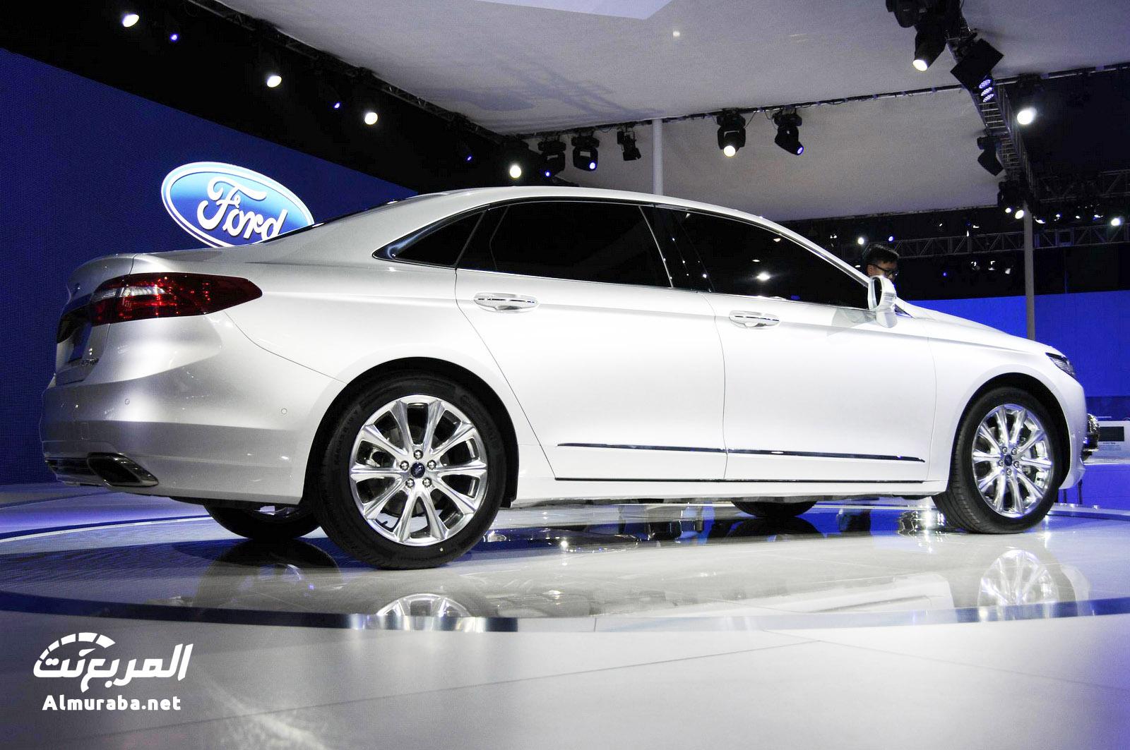 "2016 Ford Taurus Sho >> فورد تورس 2016 بالتطويرات الجديدة ""تقرير ومواصفات وصور وفيديو"" Ford Taurus – المربع نت"