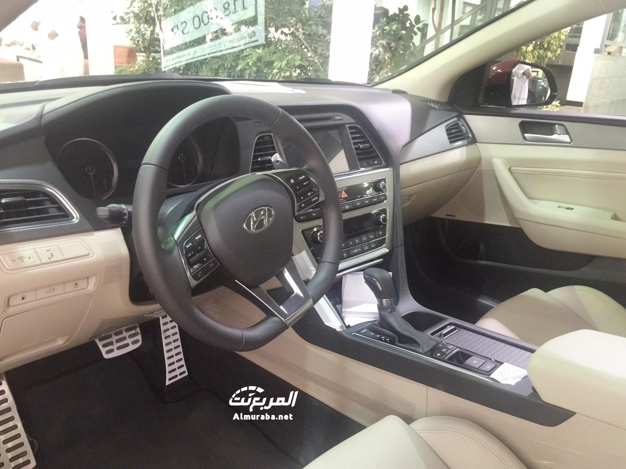 مواصفات اسعار سيارة هونداي سوناتا