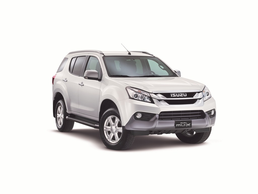Isuzu MU-X All Grades Layered File LHD 1 (Copy)