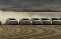 """""""فيديو"""" هيونداي ترسل رسالة الى الفضاء عبر 11 سيارة من نوع جينيسيس الجديدة"""