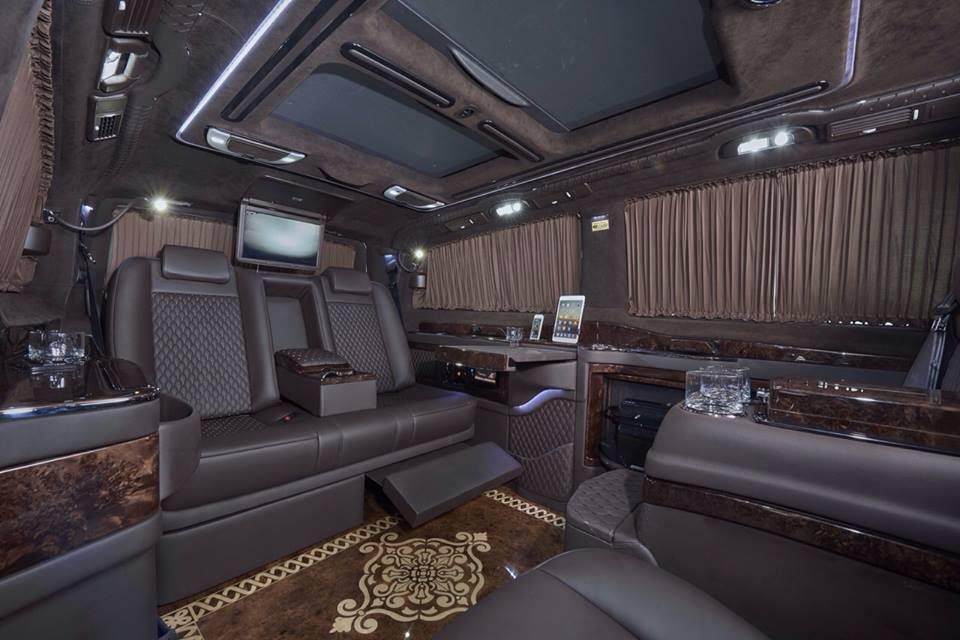 mercedes viano custom interior. Black Bedroom Furniture Sets. Home Design Ideas