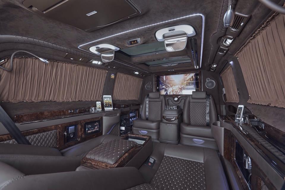 Mercedes viano 2015 interior the image for Interior mercedes viano