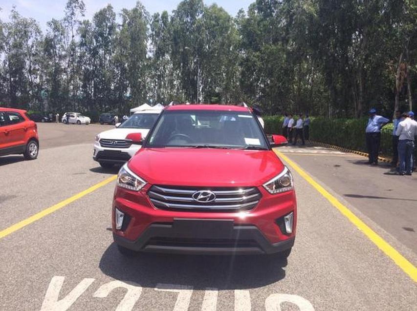 """هيونداي كريتا 2016 الجديدة الصغيرة تظهر رسمياً """"صور ومواصفات"""" Hyundai Creta"""