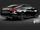 """نيسان ماكسيما 2016 تعلن عن نسخة """"منتصف الليل"""" صور ومواصفات واسعار Nissan Maxima"""