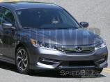 """هوندا اكورد 2016 الجديدة تظهر خلال إختبارها لأول مرة """"صور ومواصفات"""" Honda Accord"""