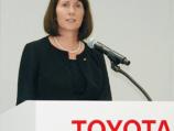 """استقالة المديرة تنفيذية """"جوليا هامب"""" في شركة تويوتا بعد القبض عليها"""