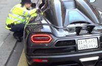 """""""شرطة لندن"""": عقوبات لمواجهة التصرفات المزعجة السائحين الخليجيين أصحاب السيارات الفارهة"""