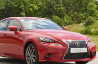 """لكزس اي اس 2016 تي 200 الجديدة ستكون بديلة اي اس 250 الحالية """"صور ومواصفات"""" Lexus IS"""
