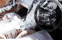 """""""صورة"""" سيارة مازيراتي كواتروبورتي تتلطخ داخليتها بالكامل بالطلاء الأبيض"""