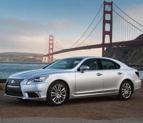"""لكزس ال اس 2016 التي تعمل بـ""""الهيدروجين"""" سيتم عرض أول نموذج لها في عام 2018 Lexus LS – المربع نت"""