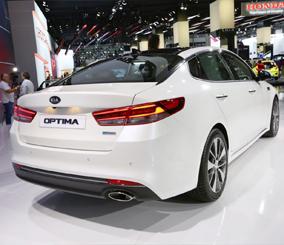 """المربع نت - تابع اخر اخبار السيارات كل يوم - كيا اوبتيما 2016 الجديدة كلياً بالنسخة الأوروبية تحصل على تحديثات خاصة """"صور ومواصفات"""" KIA Optima"""
