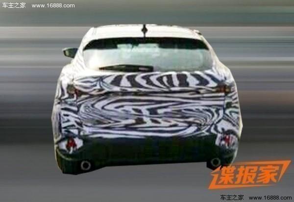 """اجدد اخبار السيارات 2015_صور تجسسية"""""""