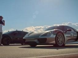 Porsche-918-Spyder-Bugatti-Veyron-SS