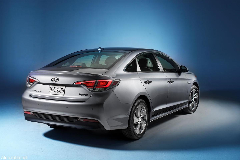 "هيونداي سوناتا الجديدة 2016 Plug-in هايبرد ""تقرير ومواصفات واسعار وصور"" Hyundai Sonata | المربع نت"